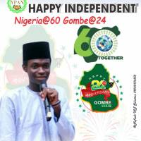 Gombe State Chapter Wishes Nigerians a Happy Independence