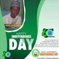 North East Zonal Coordinator Independence Day Speech (YPAN)